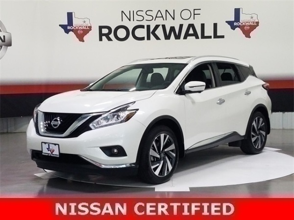 2018 Nissan Murano in Rockwall, TX