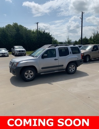 2013 nissan xterra s rwd auto for sale in rockwall, tx