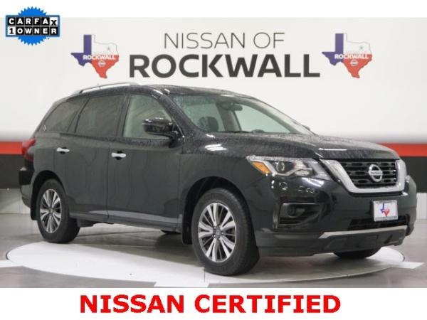2017 Nissan Pathfinder in Rockwall, TX
