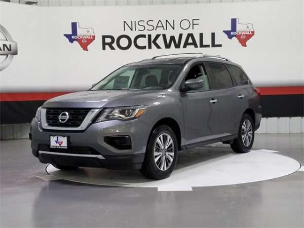 2019 Nissan Pathfinder