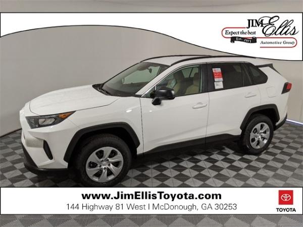 2020 Toyota RAV4 in McDonough, GA