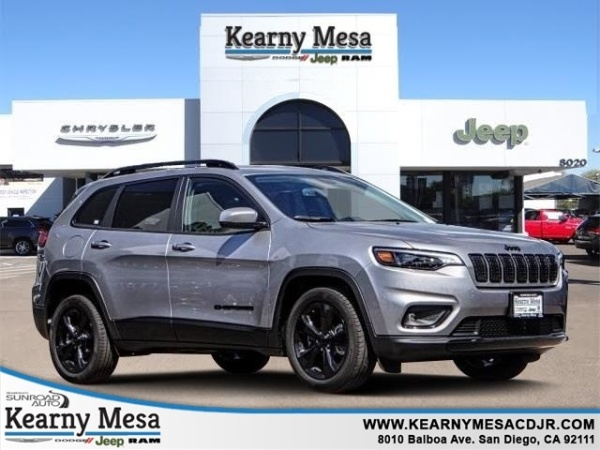 2019 Jeep Cherokee in San Diego, CA