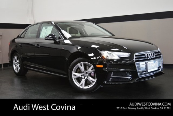 2018 Audi A4 in West Covina, CA