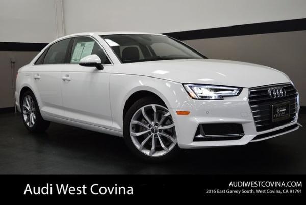 2019 Audi A4 in West Covina, CA