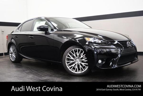 2016 Lexus IS in West Covina, CA