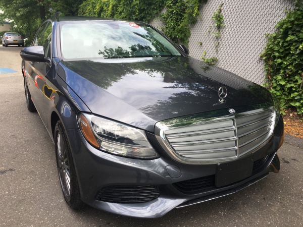 2016 Mercedes-Benz C-Class in Roslyn Heights, NY