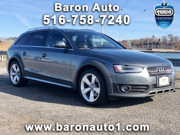 2016 Audi allroad in Roslyn Heights, NY