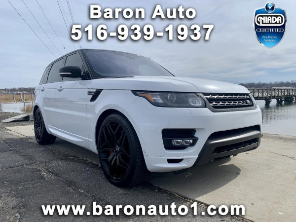 2017 Land Rover Range Rover Sport in Roslyn Heights, NY