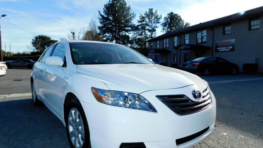 2009 Toyota Camry Hybrid