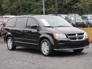 2017 Dodge Grand Caravan American Value Package For In Lilburn Ga