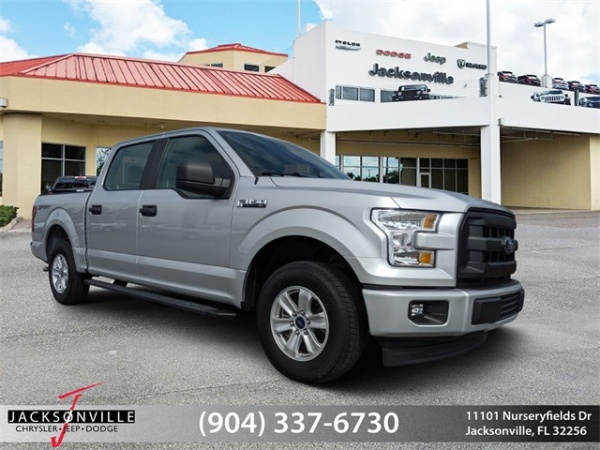 2017 Ford F-150 in Jacksonville, FL