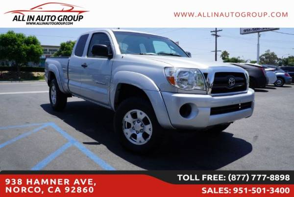 2005 Toyota Tacoma in Norco, CA
