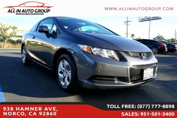 2013 Honda Civic in Norco, CA