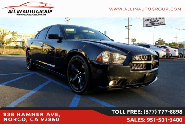 2014 Dodge Charger in Norco, CA
