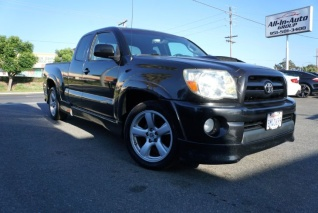 Toyota X Runner For Sale >> Used Toyota Tacoma X Runners For Sale Truecar