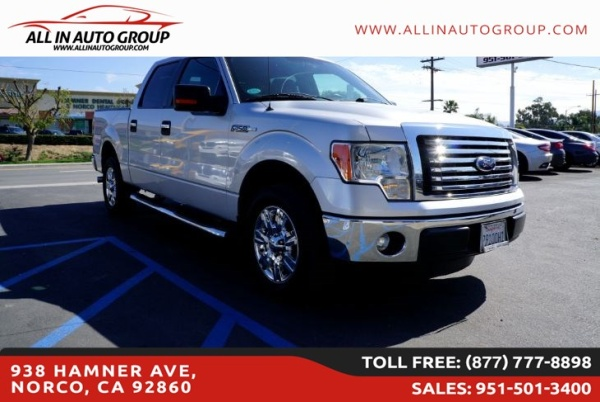 2012 Ford F-150 in Norco, CA