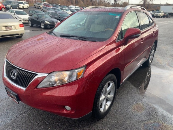 2011 Lexus RX in Baltimore, MD