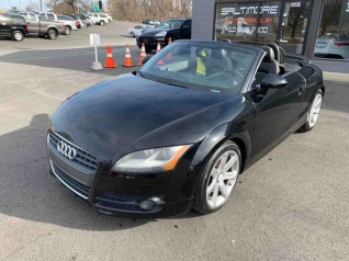 2008 Audi Tt Roadster 2 0t Fronttrak Automatic For In Baltimore Md