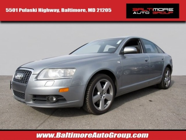 2008 Audi A6 in Baltimore, MD