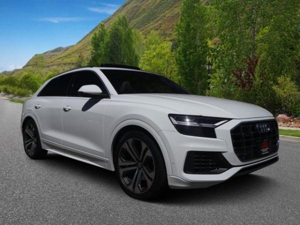 2019 Audi Q8 in Glenwood Springs, CO