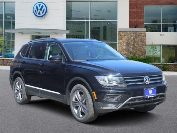 2020 Volkswagen Tiguan in Glenwood Springs, CO