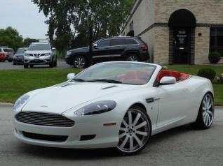 Used Aston Martin >> Used Aston Martins For Sale In Chicago Il Truecar