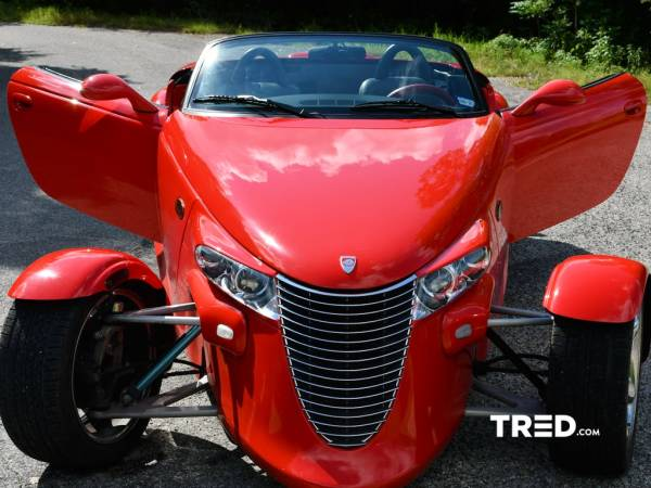 1999 Plymouth Prowler in Austin, TX