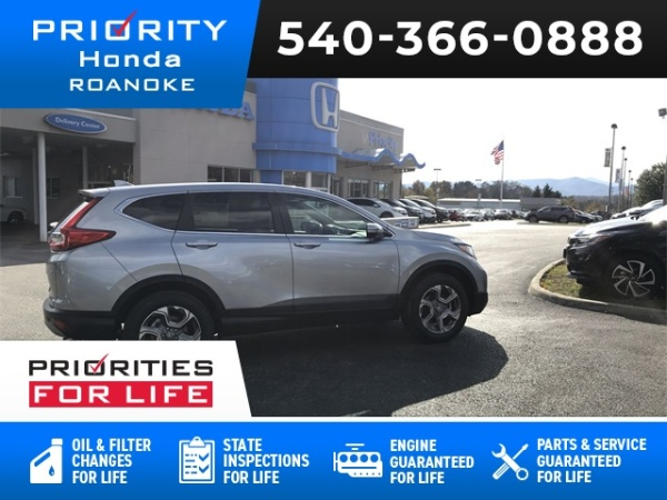 2019 Honda CR-V in Roanoke, VA