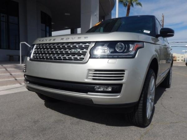 2014 Land Rover Range Rover in Las Vegas, NV
