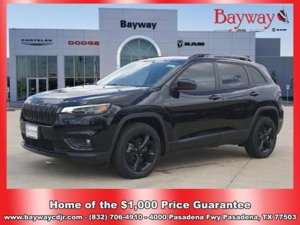2020 Jeep Cherokee in Pasadena, TX