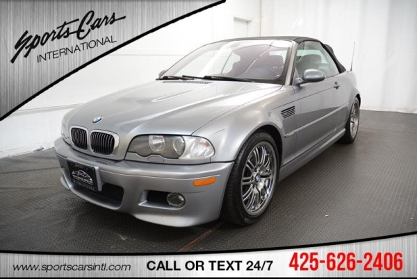 2003 BMW M3 in Bothell, WA
