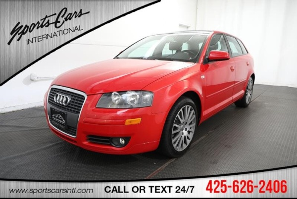 2008 Audi A3 in Bothell, WA