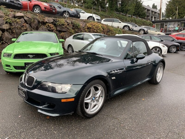 2000 BMW Z3 in Bothell, WA