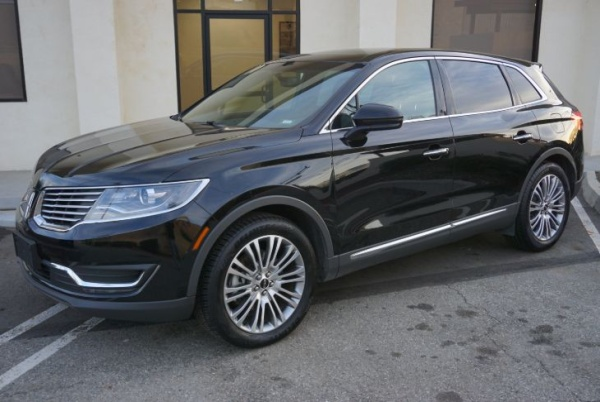 2018 Lincoln MKX in Upland, CA