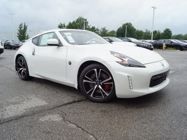 2019 Nissan Z Sport Touring