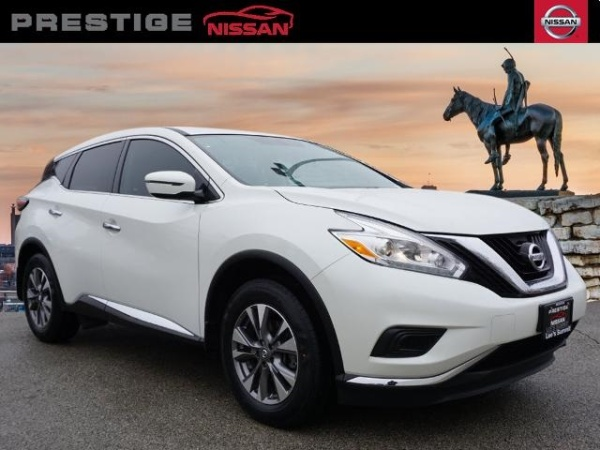 2017 Nissan Murano in Lee's Summit, MO