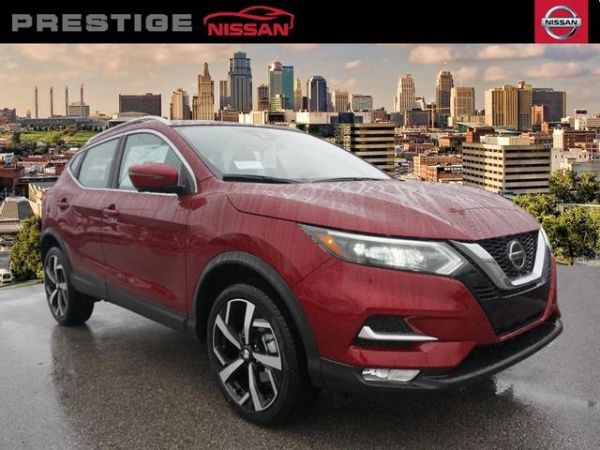 2020 Nissan Rogue Sport in Lee's Summit, MO