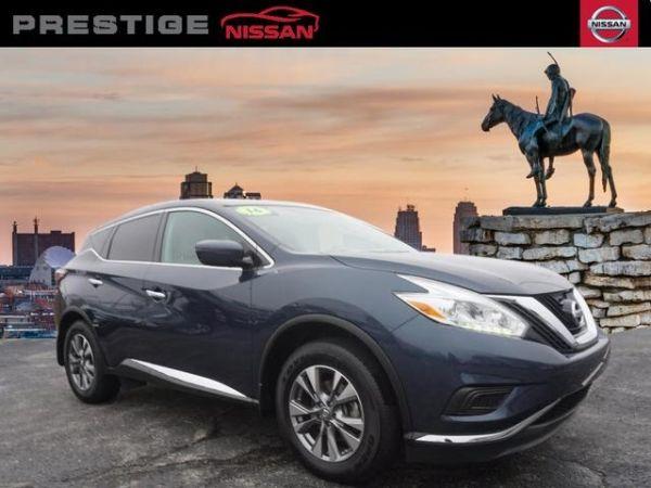 2016 Nissan Murano in Kansas City, MO