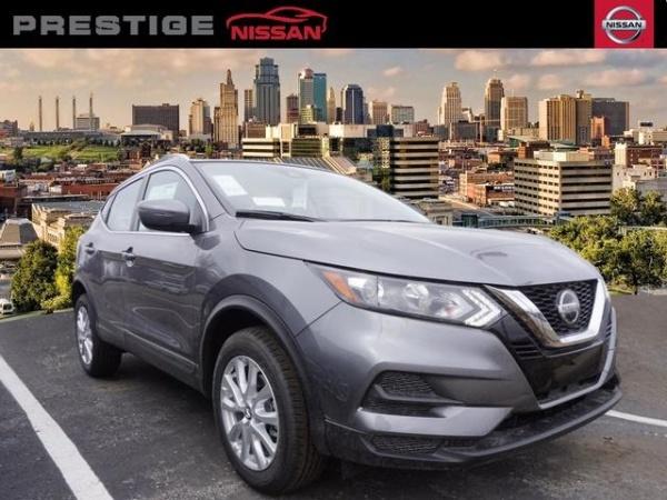 2020 Nissan Rogue Sport in Kansas City, MO