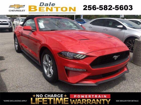 2019 Ford Mustang in Guntersville, AL