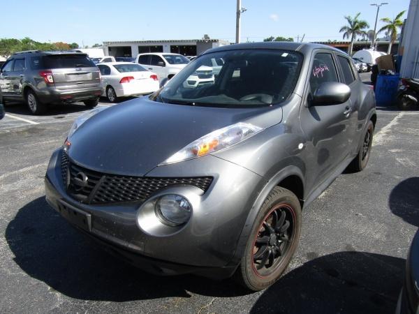 2012 Nissan JUKE in Miami, FL