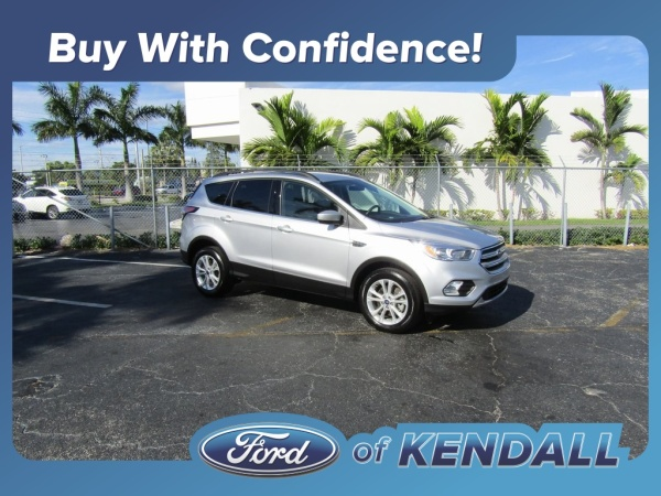 2018 Ford Escape in Miami, FL