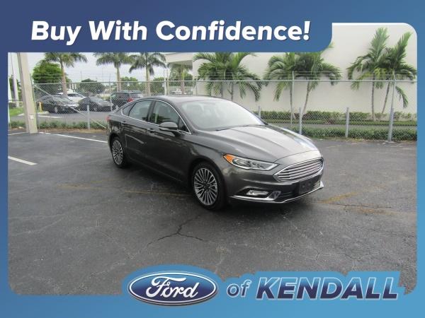 2018 Ford Fusion in Miami, FL