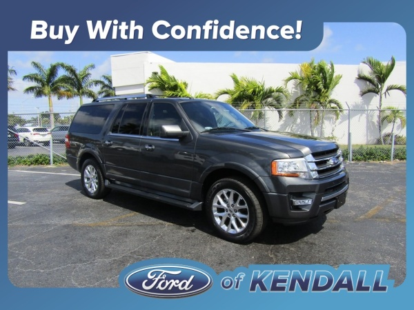 2017 Ford Expedition in Miami, FL