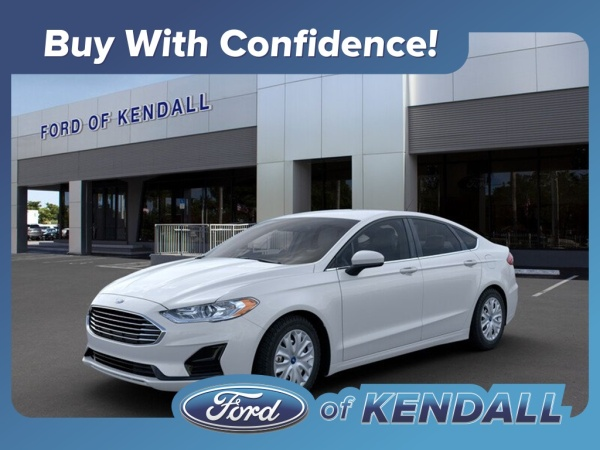 2019 Ford Fusion in Miami, FL