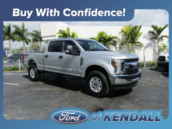 2018 Ford Super Duty F-250 in Miami, FL