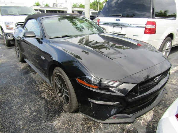 2018 Ford Mustang in Miami, FL