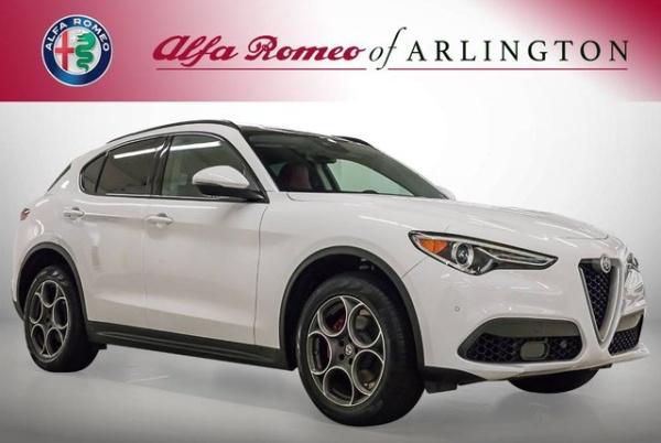 2019 Alfa Romeo Stelvio in Arlington, VA