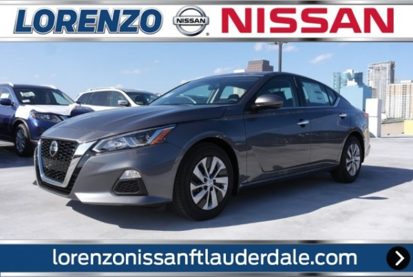 2020 Nissan Altima in Fort Lauderdale, FL