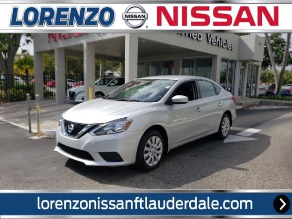 2017 Nissan Sentra in Fort Lauderdale, FL